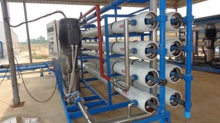 Máy xử lí nước
